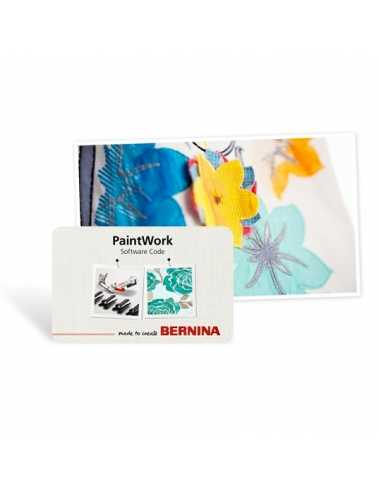 Code d'activation Bernina PaintWork - 0342297000 BERNINA - 1