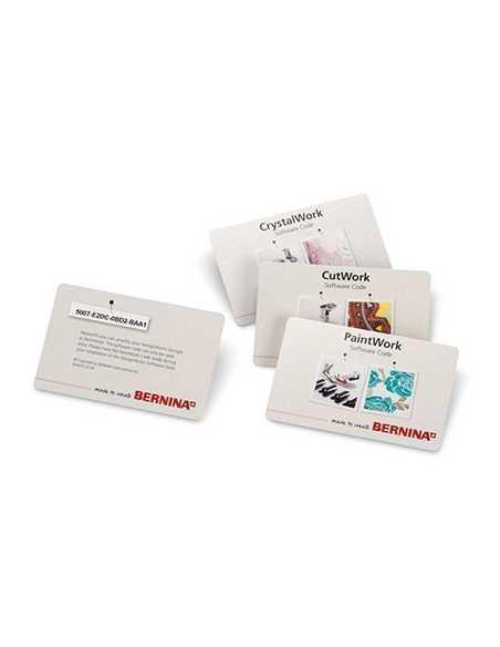 Code d'activation Bernina PaintWork - 0342297000 BERNINA - 2