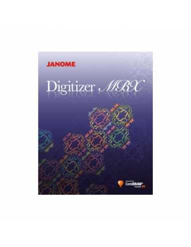 Logiciel Janome Digitizer MBX Version 4.5 JANOME - 1