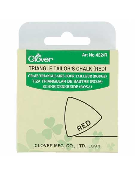 Craie tailleur Clover Rouge