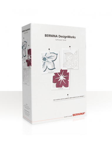 Logiciel Bernina DesignWorks BERNINA - 1