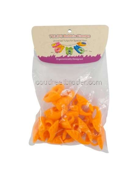 Sachet de 12 attrapes canette oranges - STA12  - 1