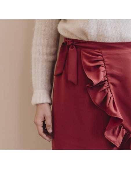 Patron pochette Jupe PRELUDE - Ma Petite Garde-robe  - 4