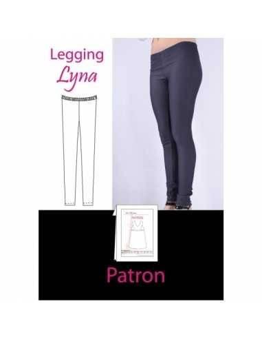 Patron legging Lyna  - 1