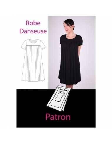 """Patron robe """"""""danseuse""""""""  - 1"""
