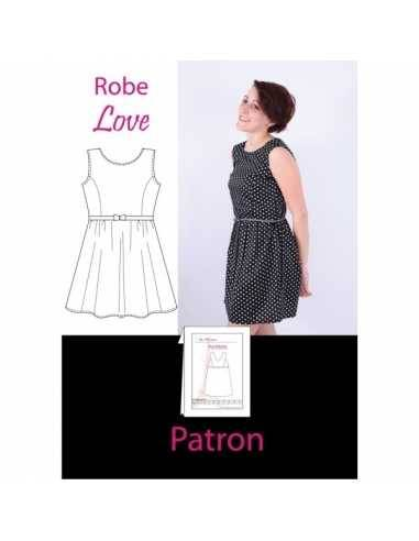 "Patron robe """"love""""  - 1"