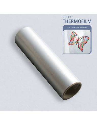 Sulky by Gunold THERMOFILM stabilisateur thermo soluble moyen 25cm x 10m  - 1