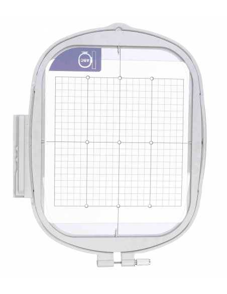 Pack de 4 Grands cadres Embroidery Hoops pour NV ONE Brother BROTHER - 2