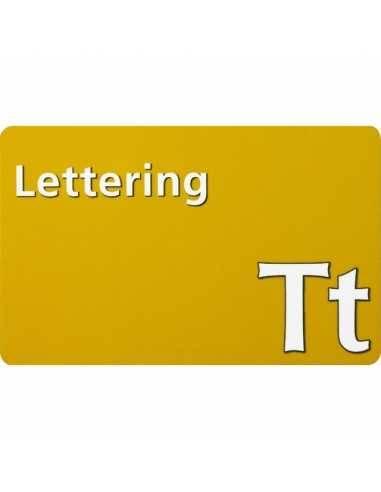 Carte Toolbox LETTERING BERNINA - 1