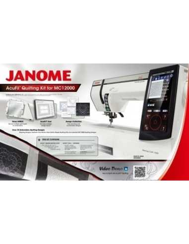 Janome Kit Quilting Acufil JANOME - 1