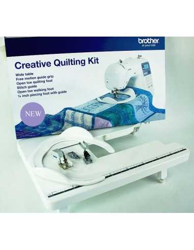 Kit Quilting Brother Innovis 10,15,20,27SE,30,35,50,55,55FE BROTHER - 1